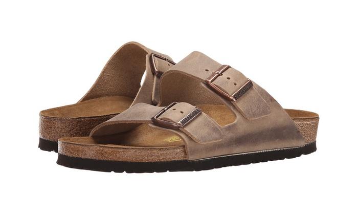 dbadc77363d1 Birkenstock Arizona Oiled Leather Sandals