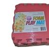 9-Tile Exercise Solid Foam Interlocking Playmat Kids Safety Play Floor