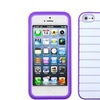 Insten Purple Piano Pastel Skin Case Cover For Iphone 5s