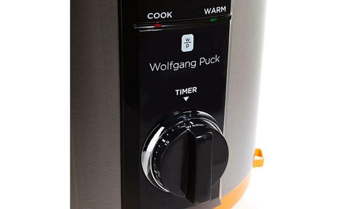 wolfgang puck 5 quart pressure cooker manual