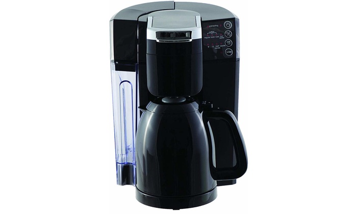 46df3578ba32 NuWave BruHub Coffee Maker with 40 oz. Carafe