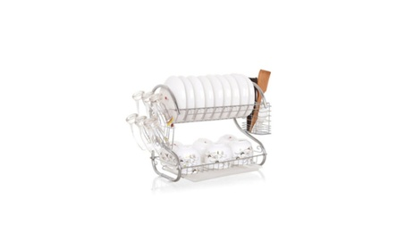 Rack Holder Organizer Drainer Dryer Kitchen Dish Cup Drying b89e637e-102e-4ccf-9f75-42af49523001