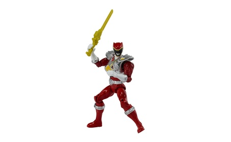 "Power Rangers Dino Super Charge - 5"" Dino Drive Red Ranger Action Figu 1a3322f5-962a-4a15-acca-d77a2a8d7afe"