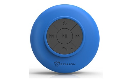 Stalion Wireless Portable Waterproof Bluetooth Shower Speaker b3190dc6-7d15-46c8-a308-fafd47f914ae