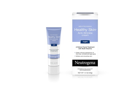 Neutrogena Healthy Skin Anti-Wrinkle Night Cream,1.4 OZ e89dc012-2c76-48fd-9c19-c3d5cd5f188f