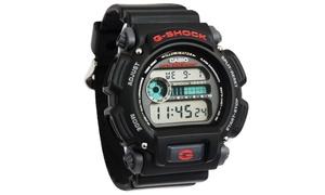 G-Shock Tough Shock & Water Resistant Digital Watch & Resin Band