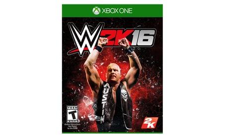 WWE 2K16 - Xbox One 8f88ecc1-1409-4818-a8c4-354d6fb25da4