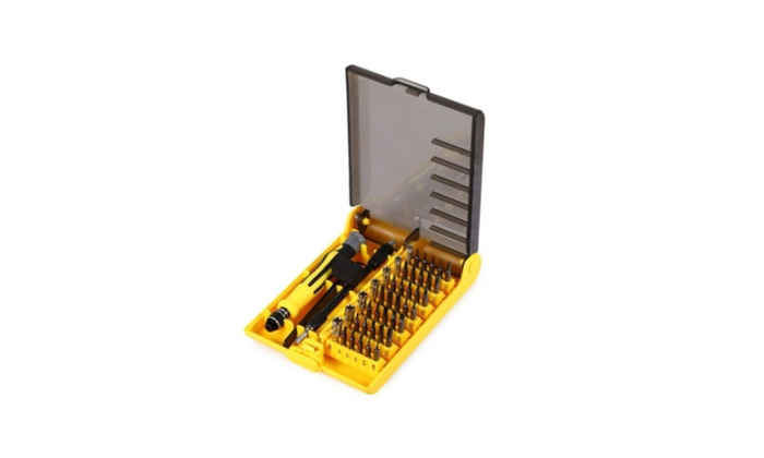 45in1 Torx Precision Screw Driver Set Mobile Flexible Kit for Cell