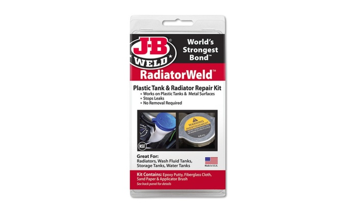 Up To 26 Off On Jb Weld 226864 Radiator Pla Groupon Goods