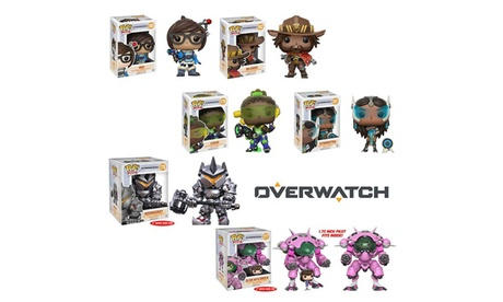 Funko Pop Game Overwatch Vinyl Action Figure Collectible Toy d331f371-db1e-45df-a3b0-b2a6d017c8ab