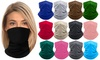 Unisex Moisture Wicking Breathable Stretch Gaiter Face Mask