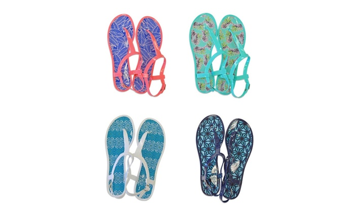 Women's Jelly Sandals