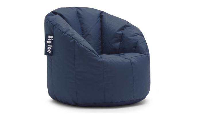 Global International Resources Big Joe Milano Bean Bag Chair Multiple Colors