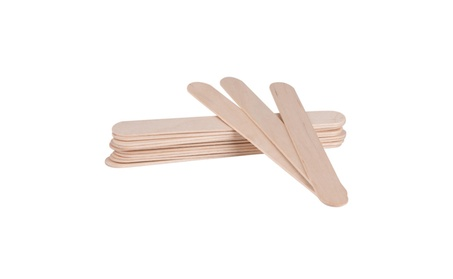 Wax Spatulas Waxing Hair Removal Wood Sticks Applicators - 100 PCS d3a3c149-71ba-4ea3-8d8f-97af82c62dc6