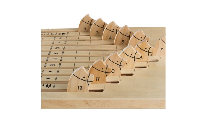 Wooden Horse Race Game With Dice Cards And Chips Groupon Custom Wooden Horse Race Game