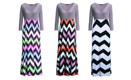 Agent Of Influence Wave Maxi Dress 31e1d727-c3a7-469f-9b4d-9c6beaf392af