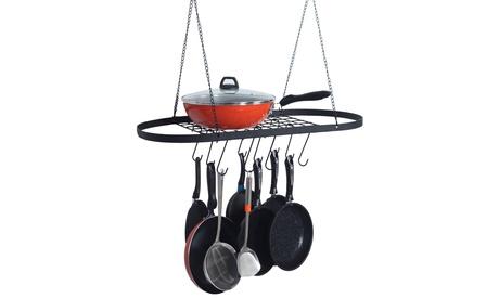 Kitchen Pot and Pan Rack
