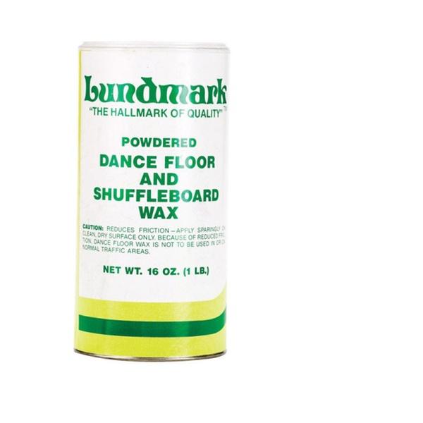 Lundmark 3224p001 Powdered Dance Floor Shuffleboard Wax 1 Lbs