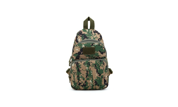 American Jewelry USA.: Back to School Digi-Olive and Tan Backpack