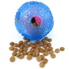 Quack Sound Chew Treat Holder Ball Toy for Pet