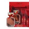 Red Lace Women Fragrance Eau De Parfume Inspired by Beyonce Heat 2 Pcs
