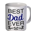 Best Dad Ever 11 Ounces Funny Coffee Mug