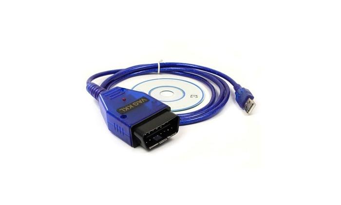 Batterieladegerte & -tester Sonstige USB KKL 409.1 Cable OBDII ...