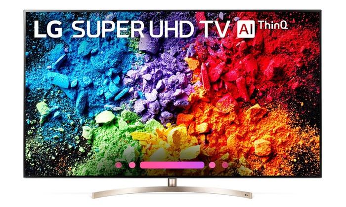 5fb27a497607 LG Electronics 65SK9500PUA 65-Inch 4K Ultra HD Smart LED TV   Groupon