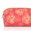 Jacki Design Miss Cherie 4 Pc Cosmetic Bag Set - Coral