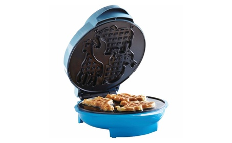 Brentwood Appliances Electric Food Maker-Animal-Shapes Waffle Maker photo