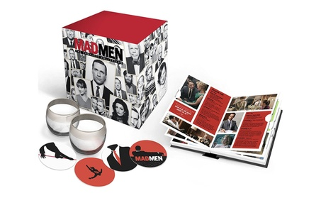 Mad Men: The Complete Collection - DVD & Digital c2681eb2-a1dc-427b-8996-57c3c75411b8