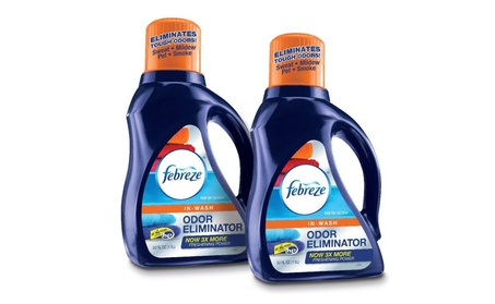 Febreze In-Wash Laundry Odor Eliminator Detergent and Washing Machine fe23662d-963d-45b5-9695-18965b4e50ff