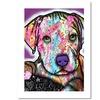 Dean Russo 'Baby Pit' Paper Art