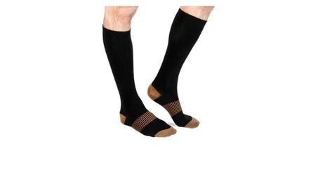 3 Pack of New Effective Swelling Copper Compression Socks f9556ab3-dd7d-49c3-b0c1-29c916a5687f
