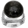 Orchid Jewelry 925 Sterling Silver 25 1/7 Ctw Scapolite Gemstone Ring