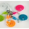 High Quality Silicone Charger Data Sync USB Cable for Various Devices