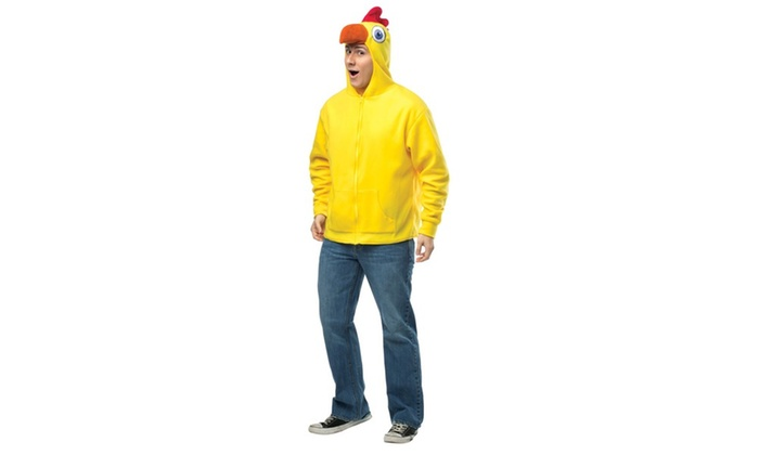 Chicken Hoodie - Large/X-Large