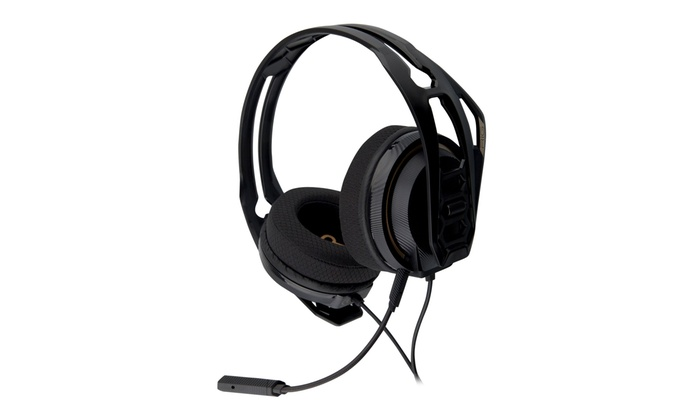 bae53d5f1cd Plantronics RIG 400 Gaming Headset for PC, PS4, Xbox (Refurbished ...