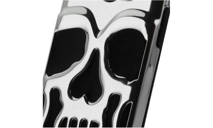 Insten Skullcap Hard Case For Samsung Galaxy J3 Emerge/J3