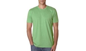 NLA Premium Cotton Blend Crewneck Shirt, 6210-1