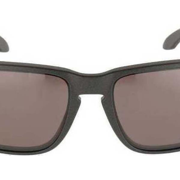 5d112232106fc Oakley Holbrook Prizm Daily Polarized Steel - Sunglasses - OO9102-B5 ...