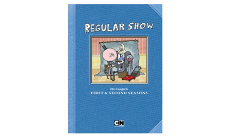 Cartoon Network: Regular Show Season 1 and Season 2(DVD) 0d766d07-786a-4fca-98d5-7947cce0263e