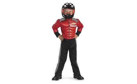 Costumes For All Occasions DG24872L Turbo Racer 4-6 50204fe1-3394-4bd5-aaec-defde2666dd0