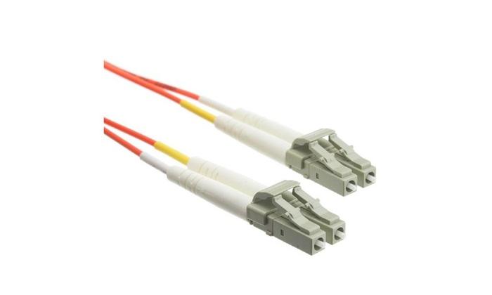 Fiber Optic Lc / Lc Multimode Duplex 50/125 6 Meter (19.6 foot)