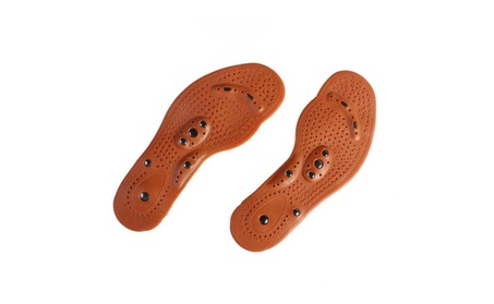 Insole Shoe Feet Pain Relief Magnetic Therapy Massage for Unisex