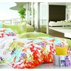 100% Cotton Floral Printing Duvet Cover Set