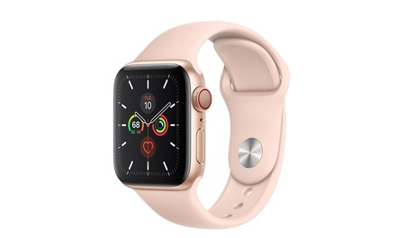 Apple Watch Series 4,5 GPS and Cellular w/ Sport Bands (Refurbished A Grade)