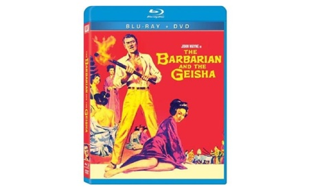The Barbarian And The Geisha (Blu-ray + DVD) f74e87ae-6c91-4f43-9fa4-03fde57ecdf6
