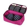 Small Packing Cubes Travel Case Underwear Storage Boxes Bra Organizer