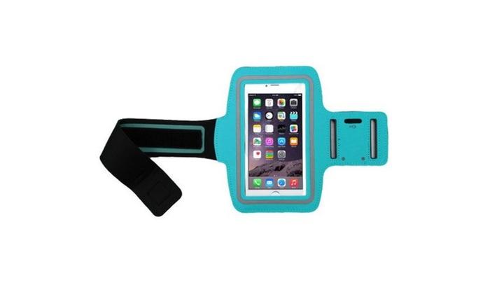Sports Cycling Running Jogging Gym Armband Arm Band Key Bag Case Holder